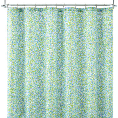 jcpenney.com | Home Expressions™ Ditzy Floral Shower Curtain