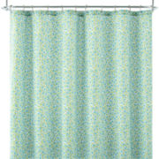 Home Expressions™ Ditzy Floral Shower Curtain