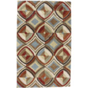 American Rug Craftsmen Golden Gate Shag Rectangular Rugs