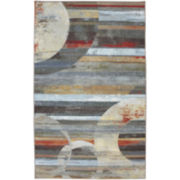 American Rug Craftsmen Integrated Geo Rectangular Rug