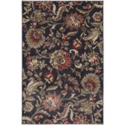 American Rug Craftsmen India Summer Floral Rectangular Rugs