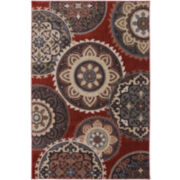 American Rug Craftsmen Summit View Medallion Rectangular Rugs