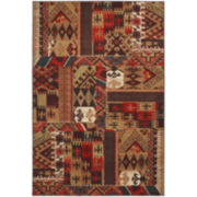American Rug Craftsmen Louis and Clark Patchwork Rectangular Rugs