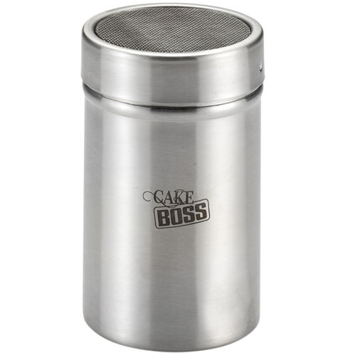 Cake Boss™ Powdered Sugar Shaker with Lid