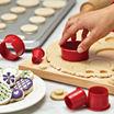 Cake Boss™ 9-pc. Nylon Fondant and Cookie Cutter Set - Round