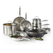 Calphalon® Classic 10-pc. Stainless Steel Cookware Set + BONUS