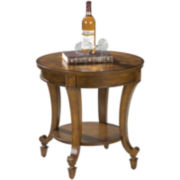 Provence Round End Table