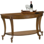 Provence Demilune Console Table