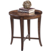 Dartmouth Round End Table