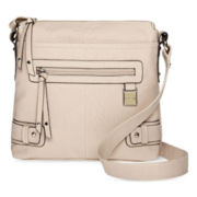 Rosetti® Triple Play Mini Pam Crossbody Bag