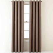MarthaWindow™ Lineage Grommet-Top Curtain Panel