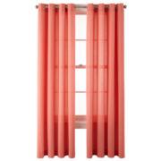 MarthaWindow™ Sidney Grommet-Top Curtain Panel