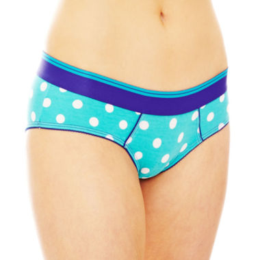 jcpenney.com | Flirtitude Cotton Hipster Panty