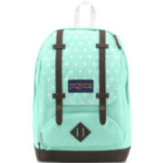 Jansport® Cortlandt Aqua Dash Dots Backpack