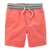 Carter's® Woven Pull-On Shorts - Preschool Boys 4-7