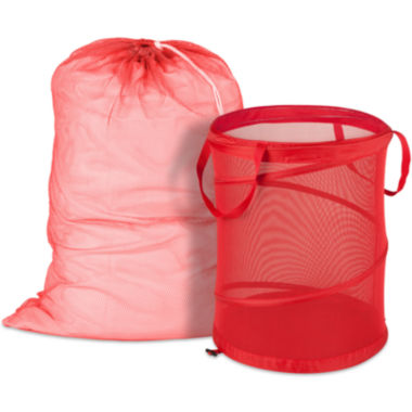 jcpenney.com | Honey-Can-Do® Mesh Laundry Bag and Hamper