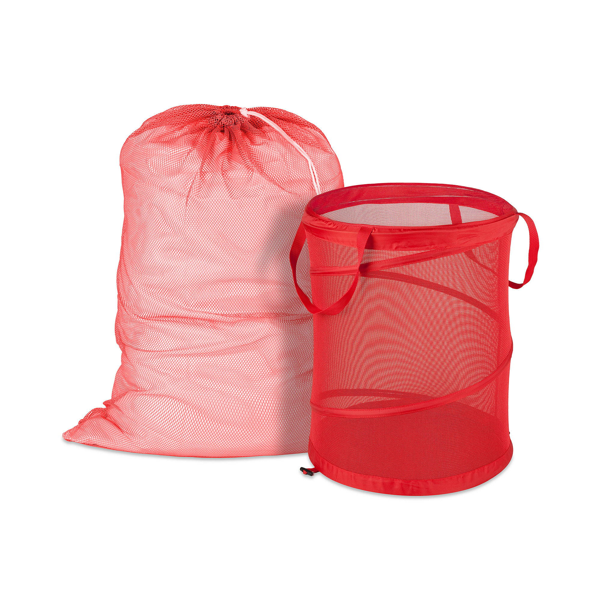 Honey-Can-Do Mesh Laundry Bag and Hamper