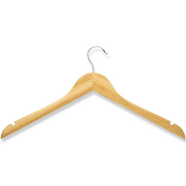 jcpenney.com | Honey-Can-Do® Set of 5 Bamboo Hangers