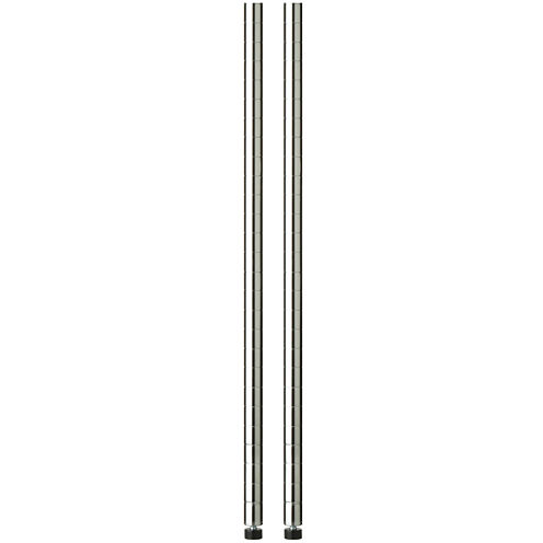 """Honey-Can-Do® 2-Pack 36"""" Shelving Support Poles"""