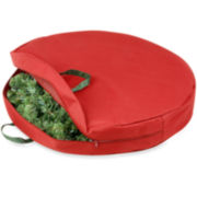 "Honey-Can-Do® 30"" Canvas Wreath Storage Bag"