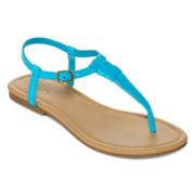 MIA girl Tonga T-Strap Sandals