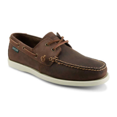 jcpenney.com | Eastland® Freeport Mens Leather Boat Shoes