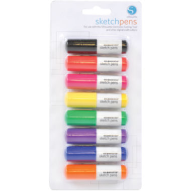 jcpenney.com | Silhouette 8-pk. Sketch Pens
