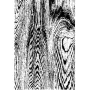Tim Holtz® Red Rubber Stamp, Wood Grain