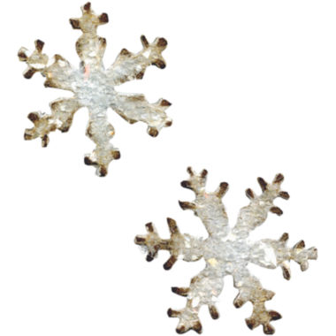 jcpenney.com | Sizzix® Movers & Shapers Magnetic Dies by Tim Holtz® 2-pk. Mini Snowflakes
