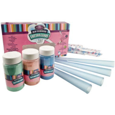 jcpenney.com | Nostalgia Electrics™ Flossing Sugar Cotton Candy Kit
