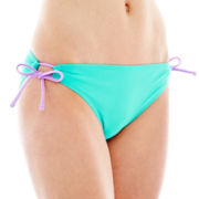 Arizona Side-Tie Hipster Swim Bottoms