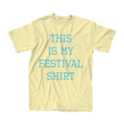 This is My Festival Tee