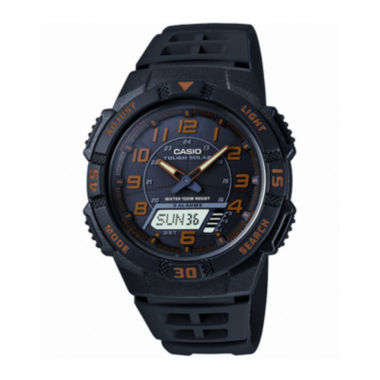 jcpenney.com | Casio® Mens Analog-Digital Solar Watch AQ-S800W-1B2V