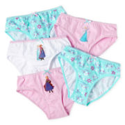 Disney Frozen 5-pk. Panties - Girls 2-10