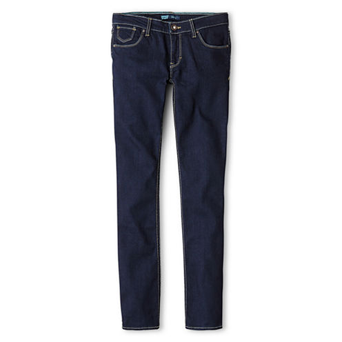 Levi's® 7100 Skinny Fit  Jeans - Girls 7-16