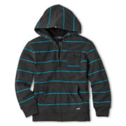 Zoo York® Fleece Zippered Hoodie - Boys 8-20