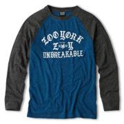 Zoo York® Long-Sleeve Graphic Tee - Boys 8-20
