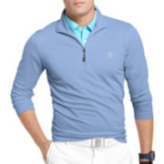 IZOD® Long-Sleeve Quarter-Zip Pullover