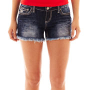 ZCO Embroidered Shorts