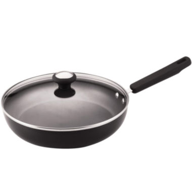 "jcpenney.com | Farberware® Cook's Kitchen 11"" Skillet with Lid"