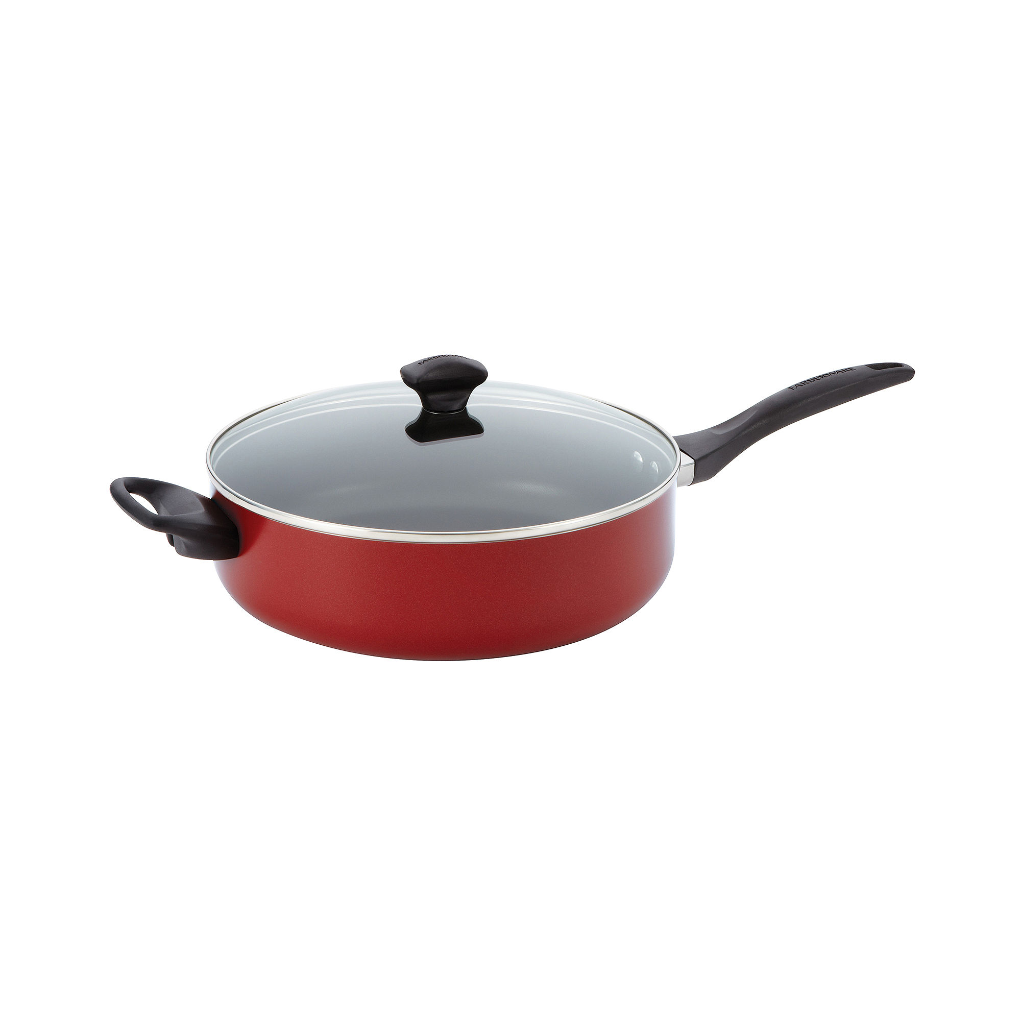 Farberware 5-qt. Dishwasher-Safe Nonstick Jumbo Cooker with Lid