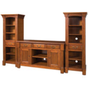 Lawrenceburg 3-pc. Entertainment Center