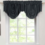 Eclipse® Ella Rod-Pocket Cascade Valance