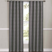 Eclipse® Carlita Back-Tab Thermal Blackout Curtain Panel
