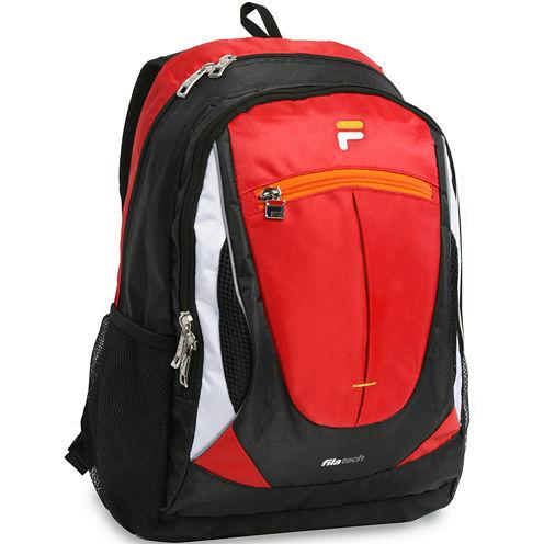 Fila® Flash Jester Red Backpack