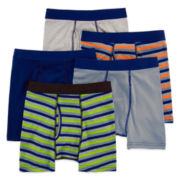Arizona 4-pk. Boxer Briefs + 1 BONUS Pair