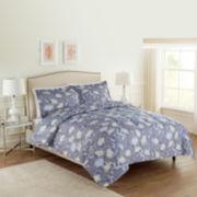 Ellen Tracy Olga Floral 3-pc. Comforter Set