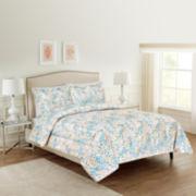 Ellen Tracy Imani Abstract 3-pc. Comforter Set