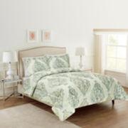 Ellen Tracy Irina Medallion 3-pc. Comforter Set