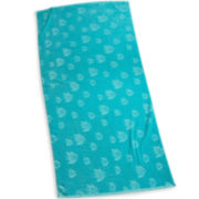 Martex® Endless Color Fish Beach Towel